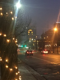 Loving the downtown lights